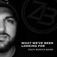 Zach Burick Band-What Weve Been Looking For (CD-RP)  CD NUEVO (Importación USA)