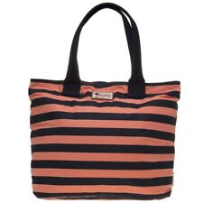 New Womens Superdry Pink Summer Time Cotton Tote Beach Bags