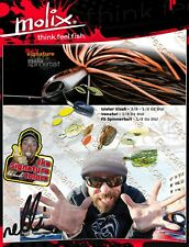 Artificiale spinning wire bait Molix Water Slash 10,5gr. 3/8oz. Mike Iaconelli