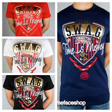 Time Is Money Swag Camiseta,Supreme Hip Hop Graffiti Urbano Camisetas,Bling