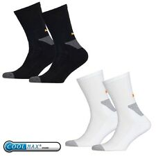 2 pares Puma Cell Performance COOLMAX Multi-Sport MEDIANO Crew DEPORTIVOS UNISEX