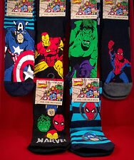 """Marvel Socks"" *Superhero* Iron man/Captain America/Hulk/Spider-man/Avengers"