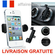 support fixation volant voiture universel pour smartphone gsm jusqua 8cm ebay. Black Bedroom Furniture Sets. Home Design Ideas