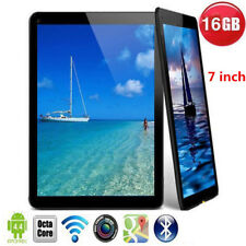 7'' Tablet 1G +16G Android 4.4 Dual Camera quad Core bluetooth Wifi Phablet new