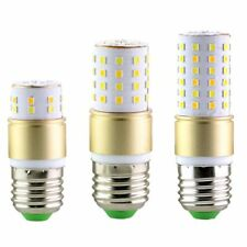 E27 2835 SMD LED Corn Bulb Lamp Light White gold AC 85-265V Bright 5W J2K4