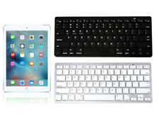 """Universal Bluetooth 3.0 Wireless QWERTY Keyboard for Chromo Inc Tablet (7"""")"""