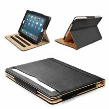Cover case custodia in pelle a libro per Apple Ipad 2 3 4 pro + pellicola+penna