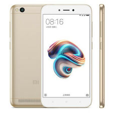 "Xiaomi Redmi 5a 5.0"" 4g teléfono móvil MIUI 8 Quad-Core 16GB 13.0mp global"