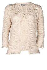 Geisha Fashion, Cardigan, Weste, beige, Outlet !