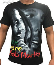 Bob Marley Camiseta hombre, Hip Hop, retro, camisetas, RAP, Urban One Love Bling