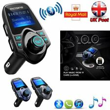 Bluetooth Wireless FM Transmitter Car MP3 Radio Adapter USB Charger Kit New