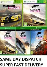 Forza Horzon 1 2 3 Xbox 360 Xbox One - MINT - Super Fast Delivery