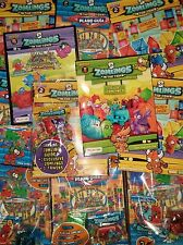 Revistas y planos zomlings serie 2 y serie 5 Magazines and plans zomlings