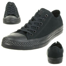 Converse All Star Ox Chuck Zapatillas lona Black MONOCROMO m5039c