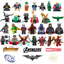 LEGO MINIFIGURES - MARVEL DC INFINITY WAR AVENGERS JUSTICE LEAGUE LOTR THANOS