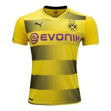 Bvb Home Replica Homme Maillot de Football Jaune Puma