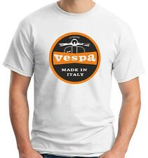 T-shirt OLDENG00291 vespa made in italy