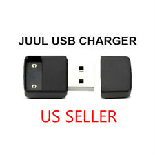 New JUUL0Charger USB Plug Connection Black Lot Same Day Fast Shipping