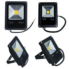 5/1x 10W 20W LED Flood Light Security Lights Outdoor Indoor Wall Wash Lamp IP65