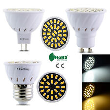 GU10 MR16 E27 LED Spotlight Bulb 5733 SMD Lamp 4W 6W 8W 220V 110V Lights Bright