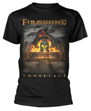 FIREWIND' Immortals COVER ALBUM 'T-SHIRT - NUOVO E ORIGINALE