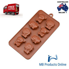 Animal Silicone Mold Form Cake Moulds Chocolate Molds Baking Party