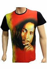 Bob Marley Camiseta hombre,Hip Hop,retro,camisetas,RAP,Urbano Time Is Money