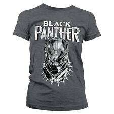 Officially Licensed Black Panther Protector Women's T-Shirt S-XXL Sizes