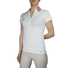 Woolrich Polo Donna Col Bianco tag varie | -38 % OCCASIONE |