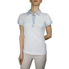 Woolrich Polo Donna Col Bianco tag varie | -31 % OCCASIONE |