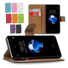 FUNDA PROTECTORA DE CUERO BOOK COVER PREMIUM PARA iPHONE 6 PLUS FLIP CASE SUAVE