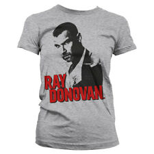 Officially Licensed Ray Donovan Women's T-Shirt S-XXL Sizes