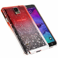 Samsung Galaxy Rain Drop Back Hard Case Cover for S8 S8 +,S9,NOTE 8