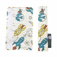 Pushchair Stroller Strap Covers for Bugaboo, M&P, Mamas & Papas Stokke Rockets