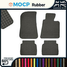Custom Rubber Car Mats to fit BMW 3 Series E30 Saloon 1982-1994