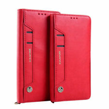 Wallet Flip Folio KickStand Case & Card Slot Cover for Samsung Galaxy S9 Plus