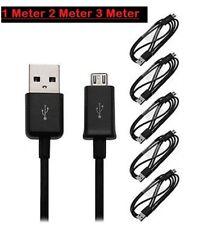 Micro USB Data Sync Cable Charger Lead for Android Phones HTC LG Samsung Phones
