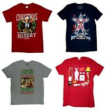 Mens' Christmas Shirt Elf Christmas Story Ralphie Chevy Chase Clark Griswold NWT