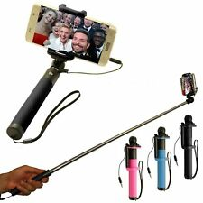 MONOPOD SELFIE STICK  WIRED FOR  LG MODELS