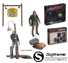 Neca Jason Voorhees Friday the 13th Accessory Set Camp Crystal Lake OFFICIAL NEW