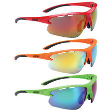 NEW! BBB BSG-52 Impulse Triple Lens Sunglasses / Interchangeable / 100% UV Pro