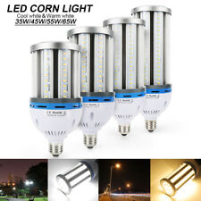 High Power Bay Light Lamp 35W-120W E27 E40 LED Corn Bulb Energy Saving AC85-265V