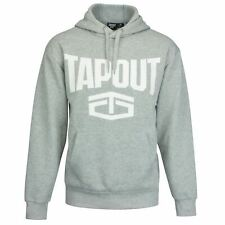 Tapout Hombre Large Logo Sudadera Con Capucha Top Deportivo