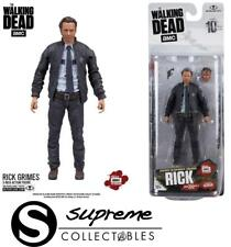 "The Walking Dead Exclusive Figure Zombie Hunter Rick Grimes 5"" McFarlane Toys"