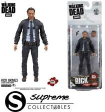 "The Walking Dead Exclusive Figure Constable Rick Grimes 5"" McFarlane Toys"
