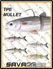 "Savage Gear ""3D TPE MULLET"" 13cm 29gr artificiale spinning"