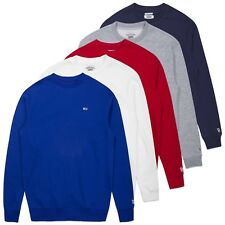 Tommy Hilfiger Pull - Tommy Jeans Classique Drapeau Pull - Marine, Gris, Blanc