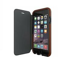 Genuine official Tech21 Evo wallet flip book case cover apple iphone 6 6s 7 8