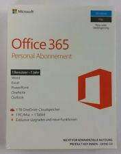 MICROSOFT OFFICE 365 PERSONAL ITALIANO MULTILINGUE ESD SOLO LICENZA ORIGINALE