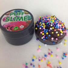 Fluffy Puff Slime Decoration Foam 100g Can Toy Kids Stress Relief UK Seller 99a
